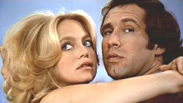 Goldie HawnとChevy Chase