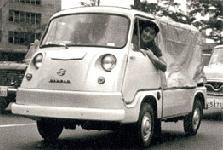 初代サンバー・トラック