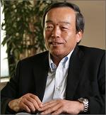 モデルとなった内山田竹志副社長