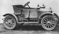 Austin 7 1909