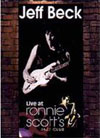 Live At Ronnie Scotts Club / Jeff Beck