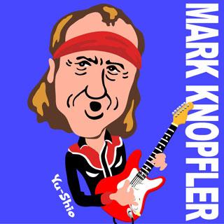 Mark Knopfler Dire Straits