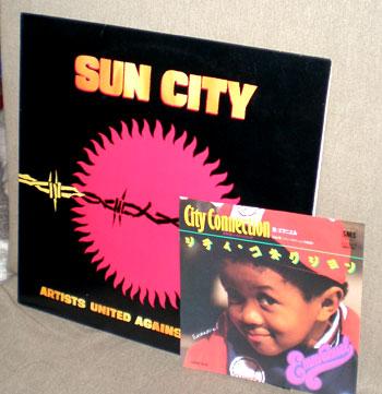 Sun CityとEmmanuel
