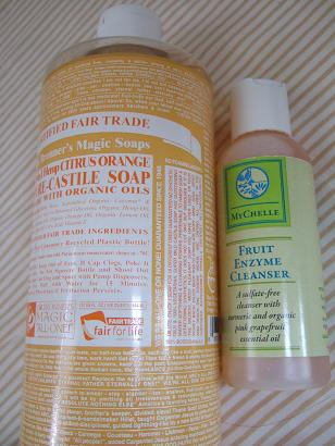 mychell  Fruit Enzyme Cleanser