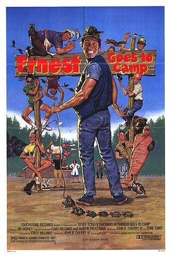 ジョニー、コメディ映画『Ernest Goes to Camp』にもインディアンの役 ...