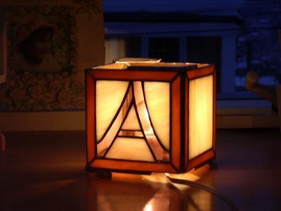 ランプA点灯
