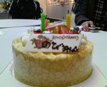 ON AIR#1148 「『のびちゃん』と書いてください」と言われたケーキ屋店員の顔