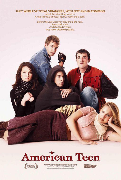 ON AIR#1029 American Teen/アメリカン・ティーン(2008 アメリカ 101分 11/5 新宿三丁目 新宿バルト9にて)