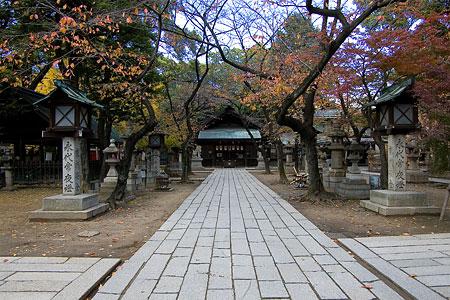 那古野神社-2