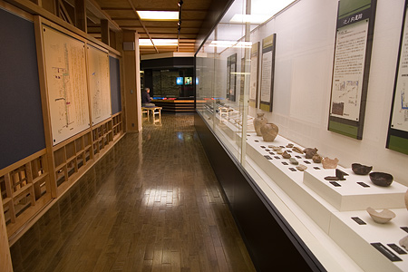 小牧山歴史館展示物