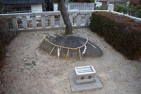 猪子石の神社-3