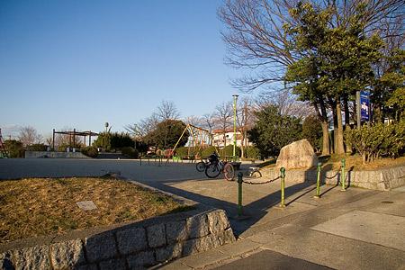猪子石の神社-5