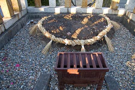 猪子石の神社-7