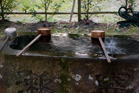 松平郷水風景-6