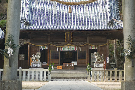 松平郷寺社編-1