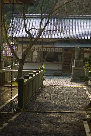 松平郷寺社編-3