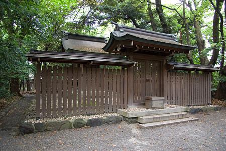 熱田神宮日割御子神社