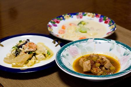 銅鍋サンデー