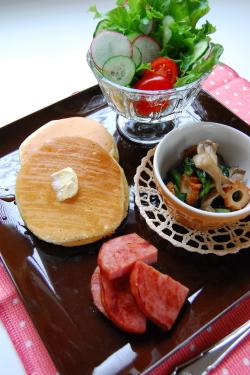 CARAMEL*PIE ++ おウチde簡単ゴハン ++ ホットケーキnaワン ...