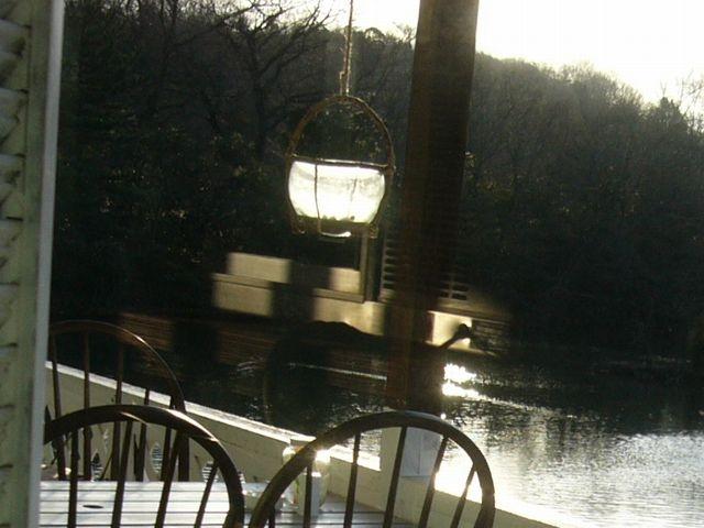 小空カフェテラス燭台