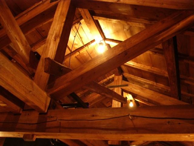 ユナイテッドバンブー2階天井