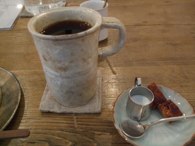 cafe tomiyama コーヒー