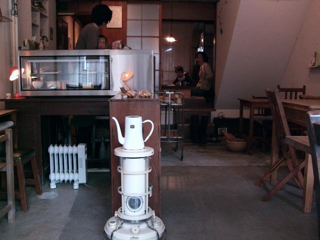 cafe tomiyama 店内05