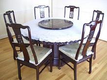 バルバロッサ第23回正解:「中華回転テーブル」