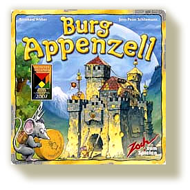 チーズのお城:箱
