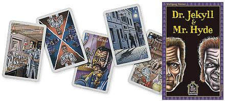 ジキルとハイド:カードと箱