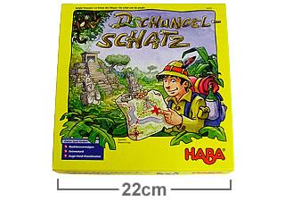 ジャングルのお宝:箱