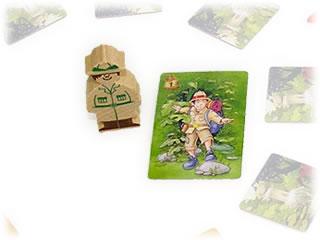 ジャングルの秘宝:試練「迷子の冒険家」