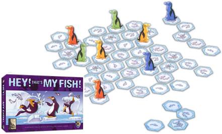 それはオレの魚だ!:展示用写真