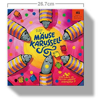 ネズミのメリーゴーランド:箱
