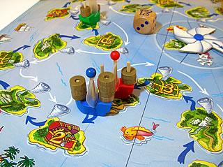 パイレーツゲーム:海賊船