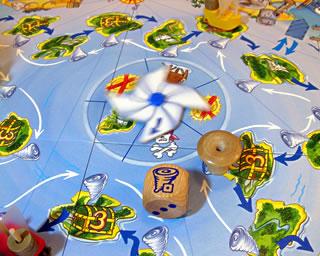 パイレーツゲーム:竜巻