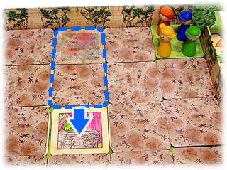 メルヘン王国を救え!:土をスライド