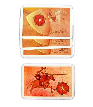 ローゼンケーニッヒ:騎士のカード