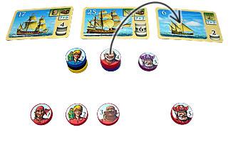 海賊組合:移動4