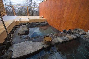 新本館風呂