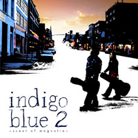 indigo blue 2 ~sent of magnolia~
