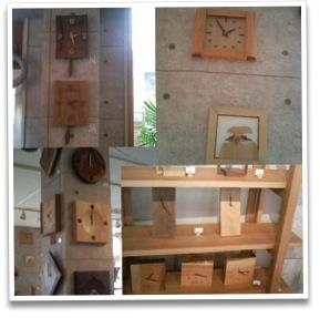 時計&家具