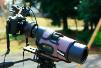 Vixen GiomaⅡ ED52-S+Nikon P5100