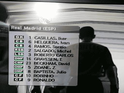 World Soccer Winning Eleven9 data fix |ウイイレ9更新データ 2006年1 ...